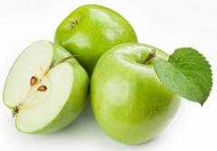 Зелёное яблоко R100